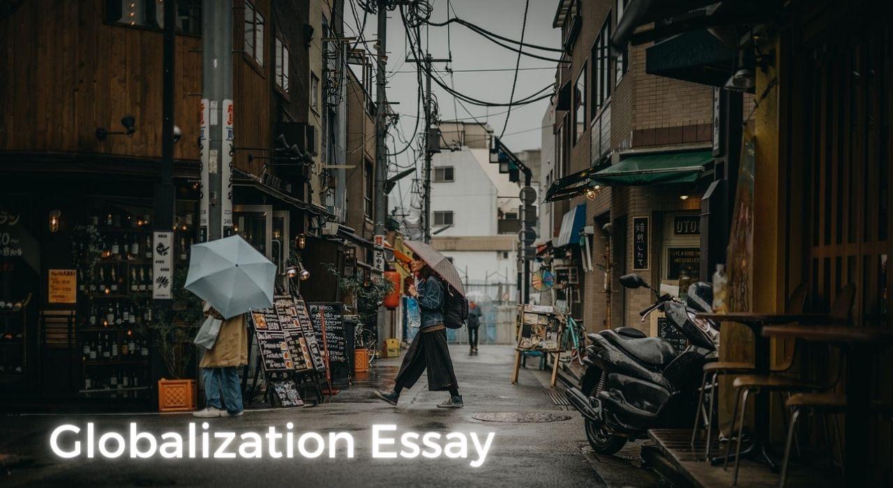 Globalization essay image